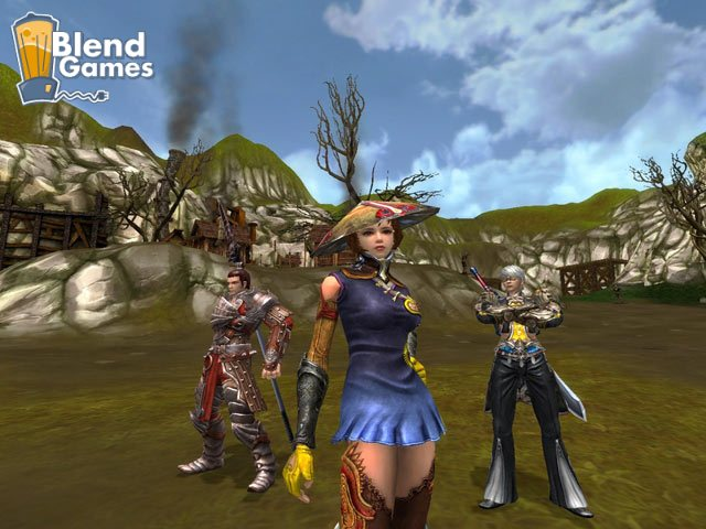 Project S Is Dynasty Warriors MMO Clone For Western Gamers #8707
