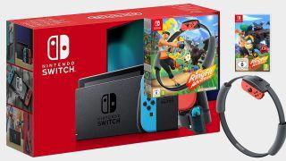 Nintendo Switch Ring Fit bundle