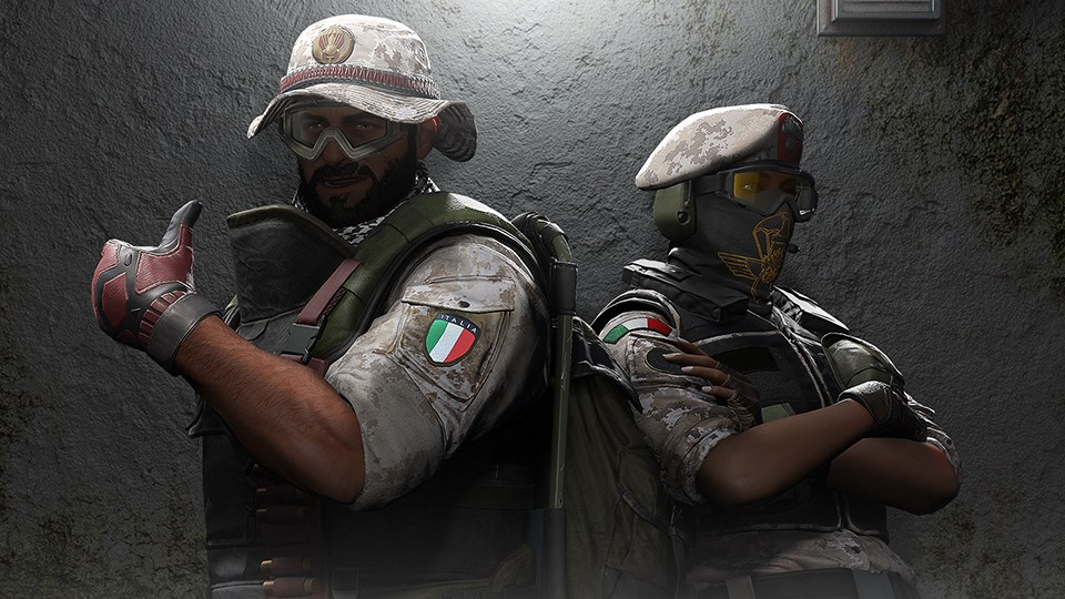The next Rainbow Six Siege update will fix some annoying