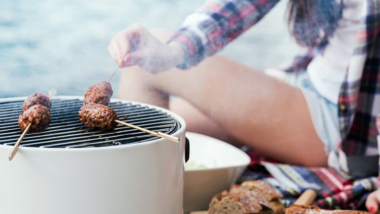 The best portable BBQs: Berghoff studio tabletop bbq