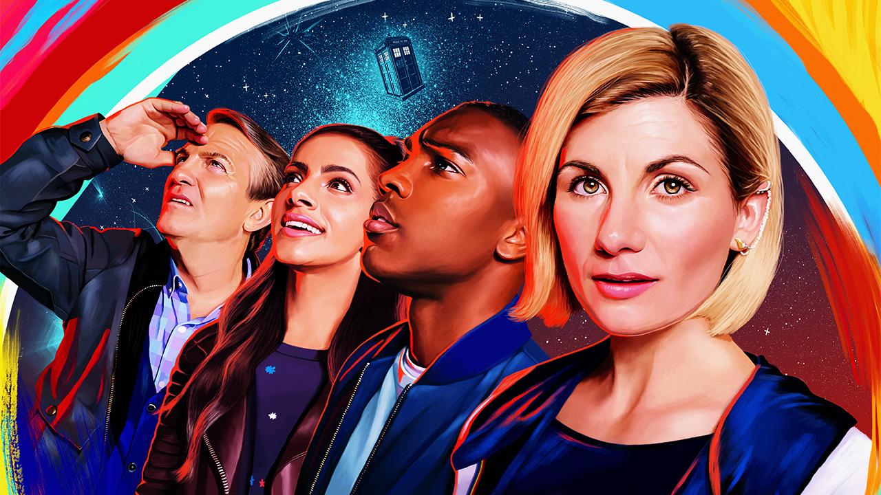 Come guardare Doctor Who