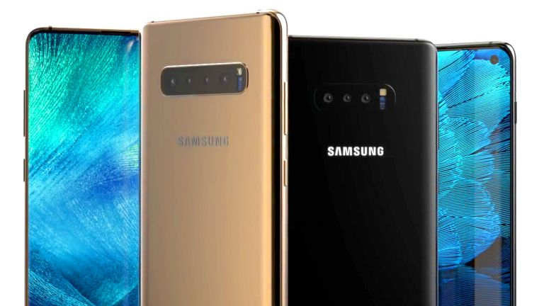 Samsung Galaxy S10 Feature Reverse Wireless Charging