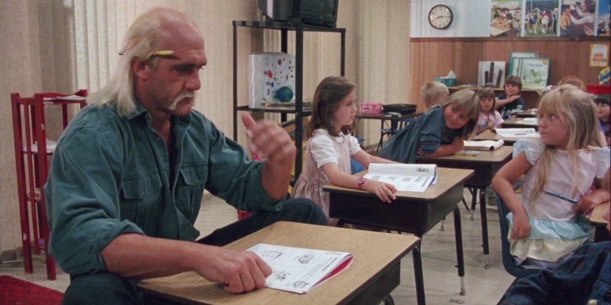 Hulk Hogan in Mr. Nanny
