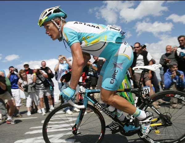 Alexandre Vinokourov Astana 2007 Tour de France