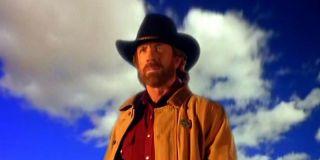 Walker Texas Ranger intro screenshot '90s