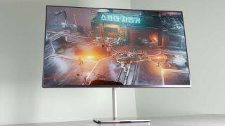 Eve Spectrum 4K gaming monitor