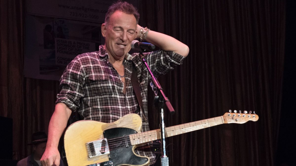 Bruce Springsteen summons ghosts of the past on stirring new single