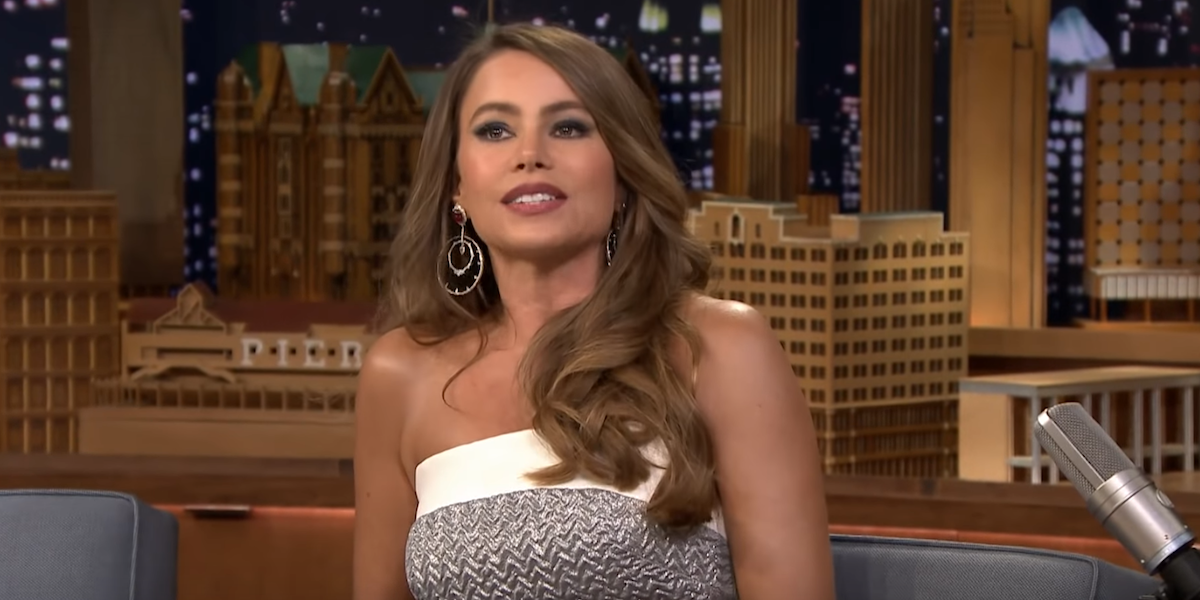 sofia vergara the tonight show nbc