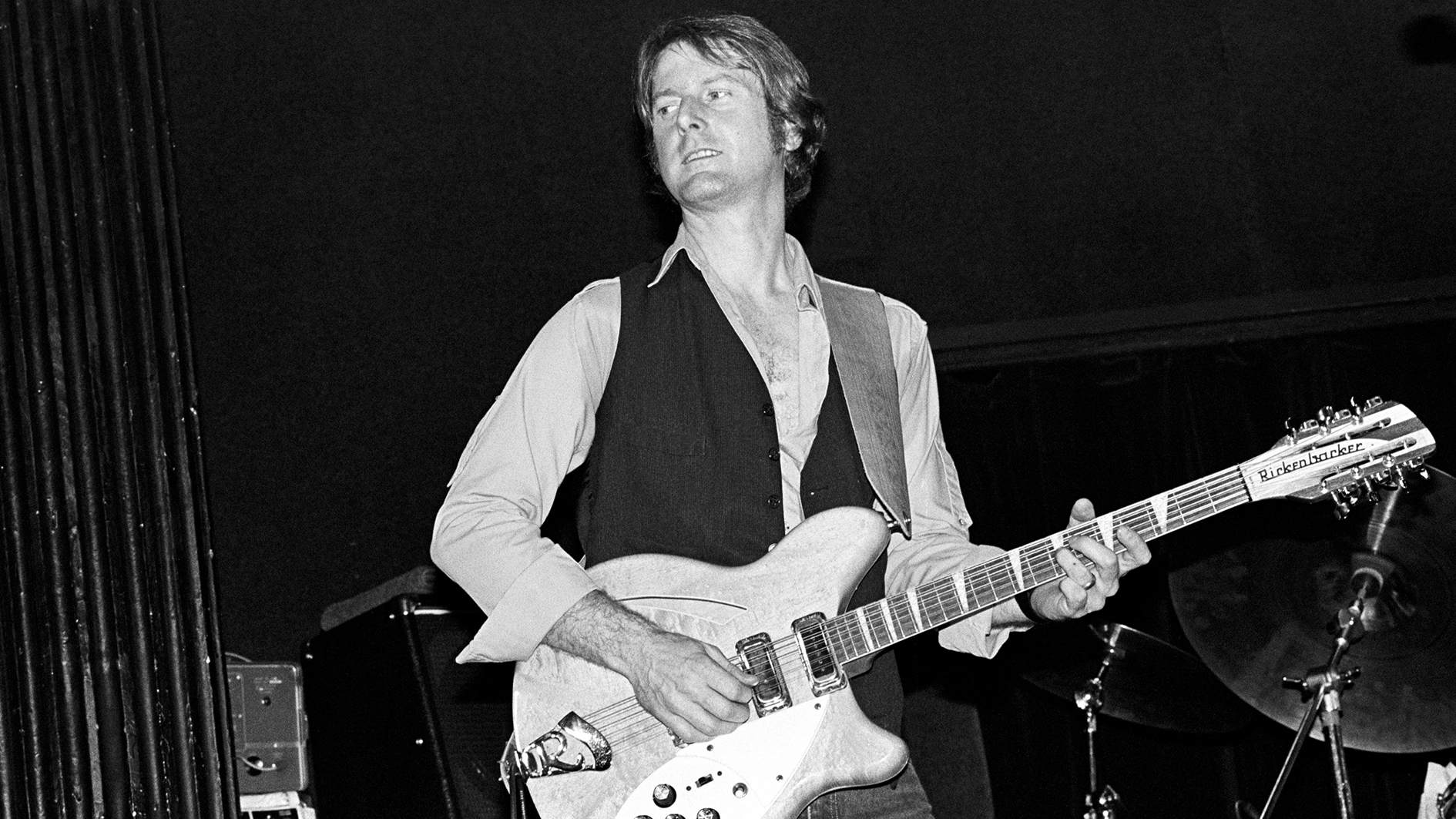 Why The Byrds' Roger McGuinn is one of rock's greatest guitar heroes