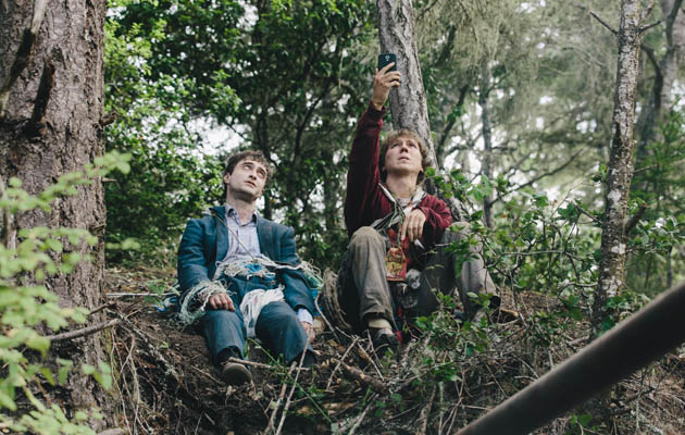 Swiss Army Man Daniel Radcliffe Paul Dano