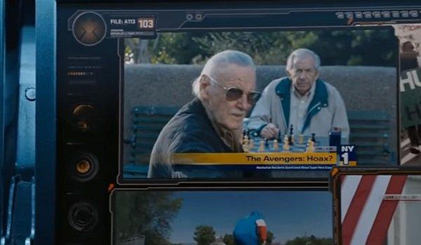 Stan Lee Avengers Marvel