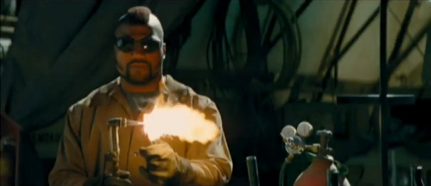 The A-Team Trailer In HD With Screencaps #2208