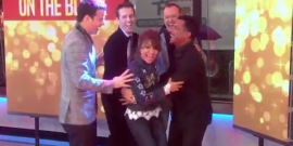 Attention 80s and 90s Kids: NKOTB, Boyz II Men And Paula Abdul Are Touring Together