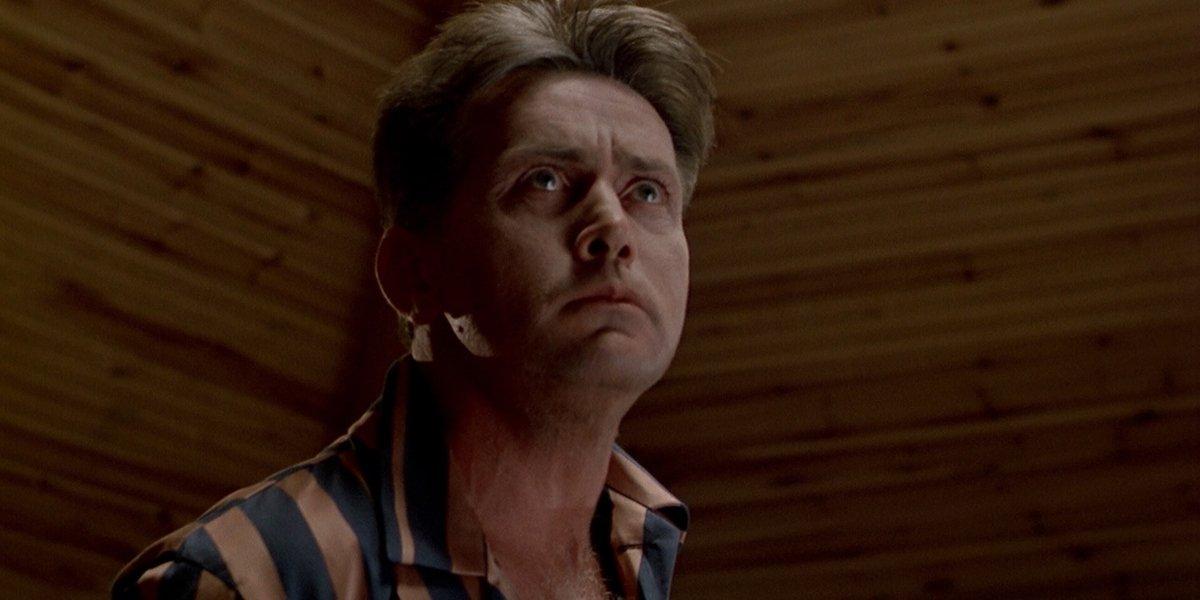 Martin Sheen as Greg Stillson in The Dead Zone