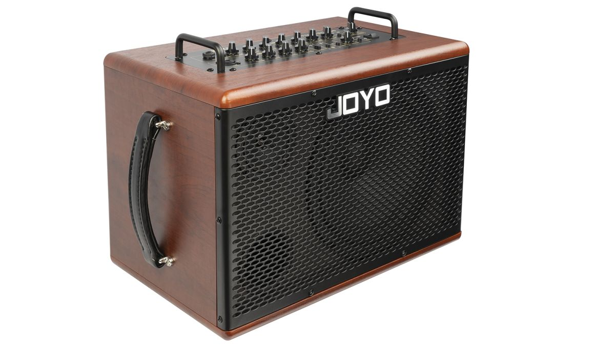 Joyo's BSK-60 amp allows you to play as a full band anywhere, anytime