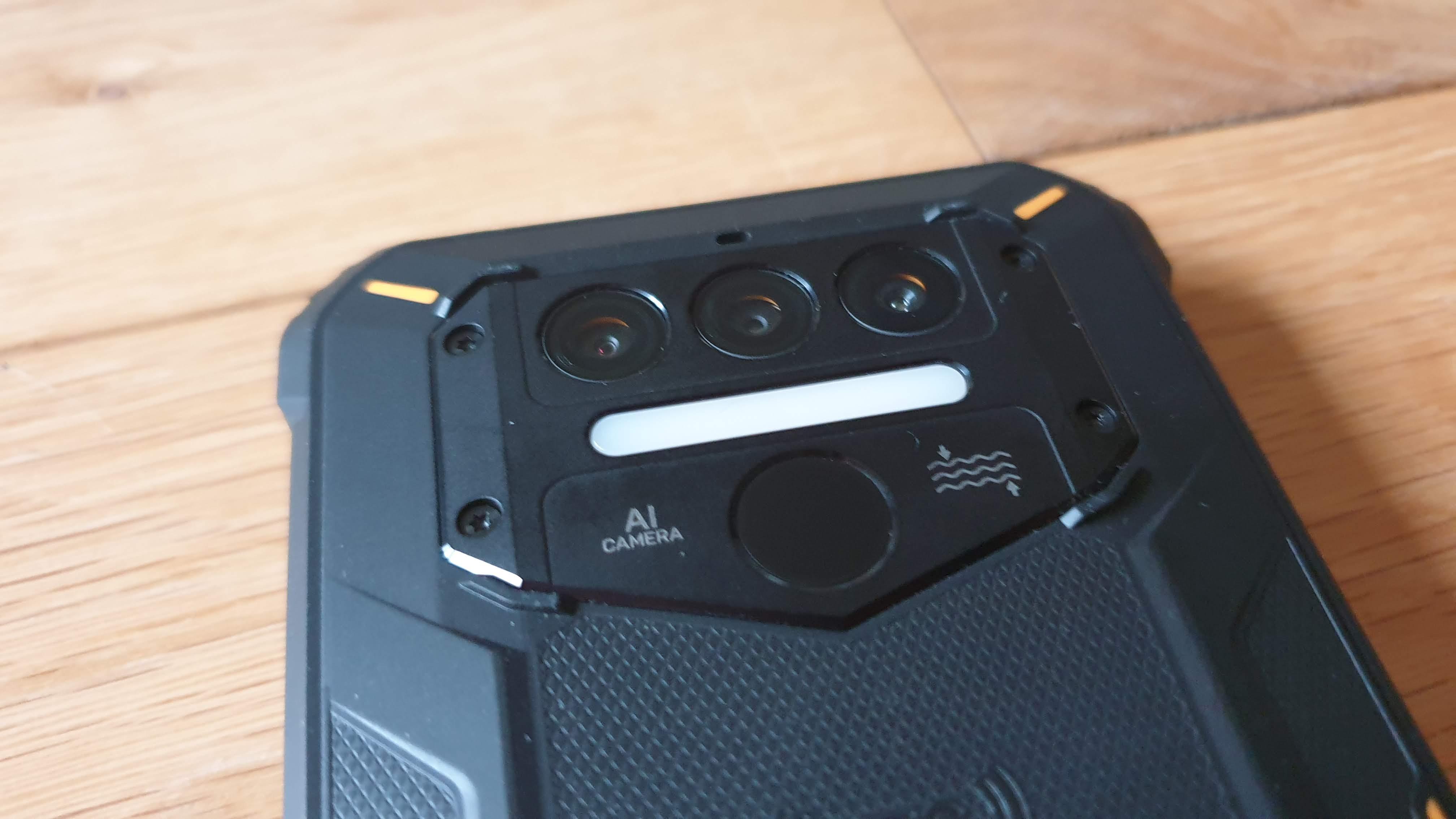 Rear Cameras