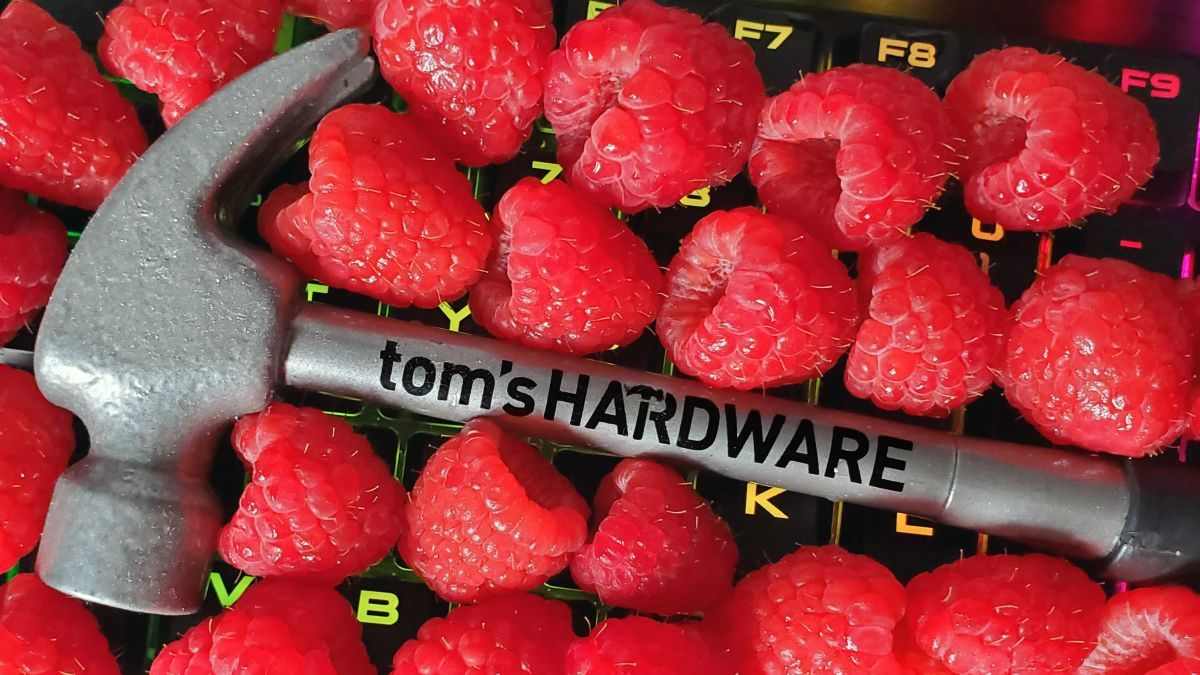 Raspberry Pi's Eben Upton Guests on Tom's Hardware: The Pi Cast First Anniversary Show