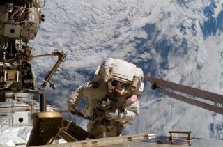 ISS Astronauts Gear Up for Third Spacewalk