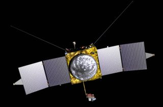Red Planet MAVEN: New Probe to Scan Martian Atmosphere
