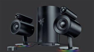 Razer speakers: Razer Nommo Pro