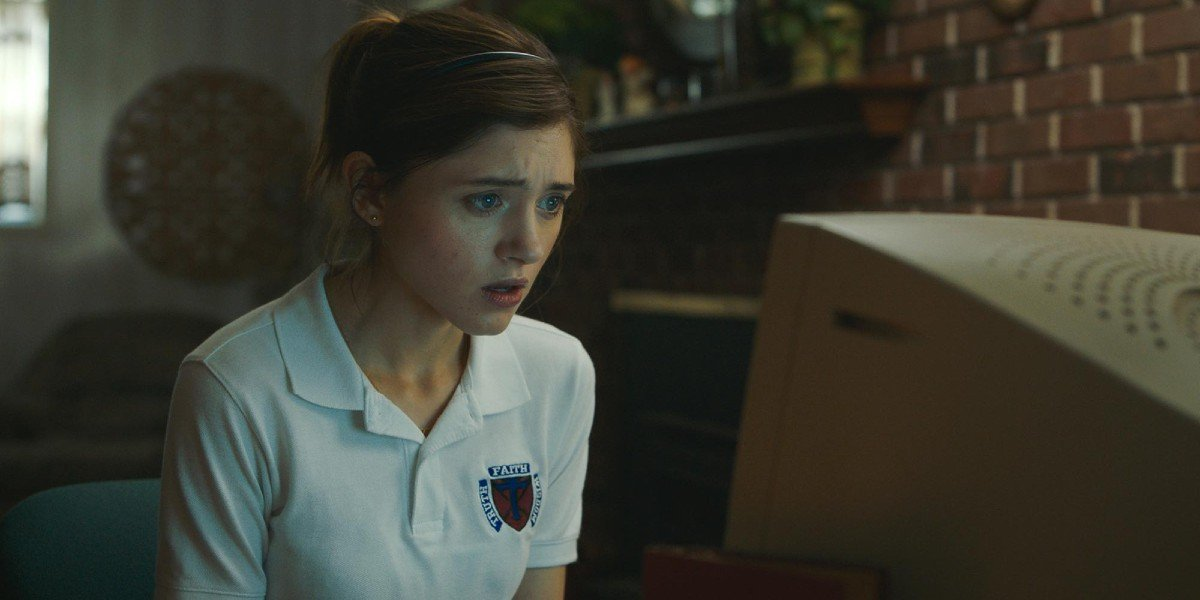 Natalia Dyer - Yes, God, Yes