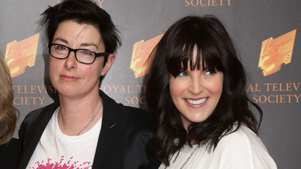 Sue Perkins and Anna Richardson