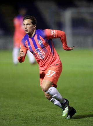 Bristol Rovers v Chelsea U21 – Papa John's Trophy – Southern Group D – Memorial Stadium