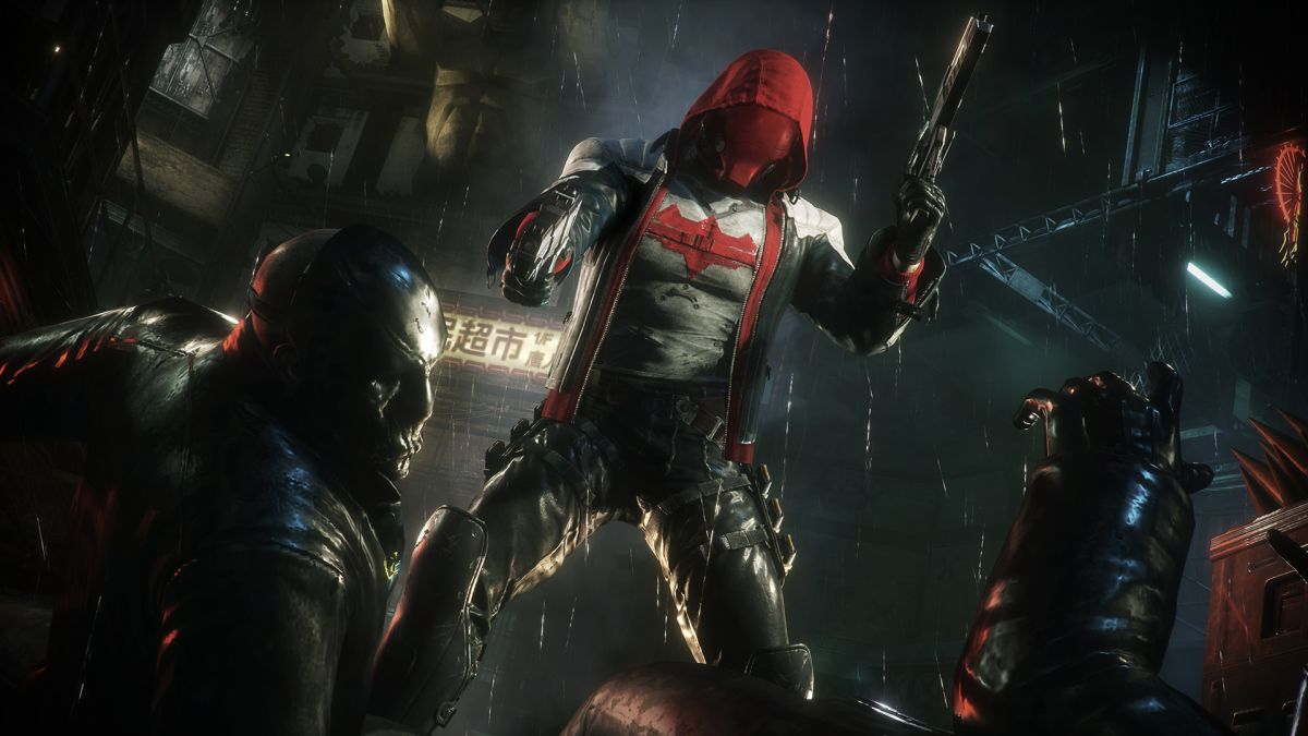 Outlaws could be the name of the next Arkham game, but don't trust those leaked images just yet