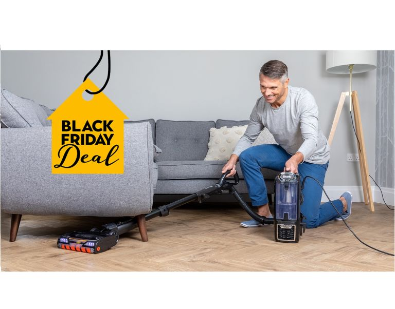 Black Friday Shark Cleaning bundle deal: SHARK BLACK FRIDAY CLEANING BUNDLE - NZ801UKTDB + S6003UKDB
