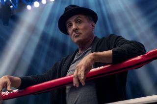 Sylvester Stallone is back n the ring