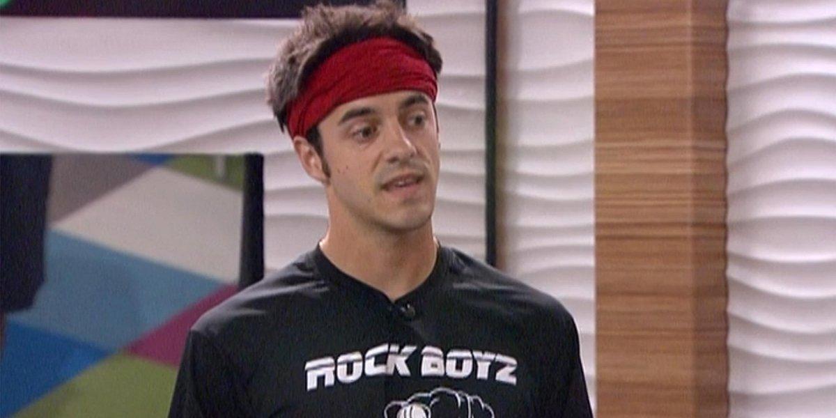 Big Brother Winner Dan Gheesling