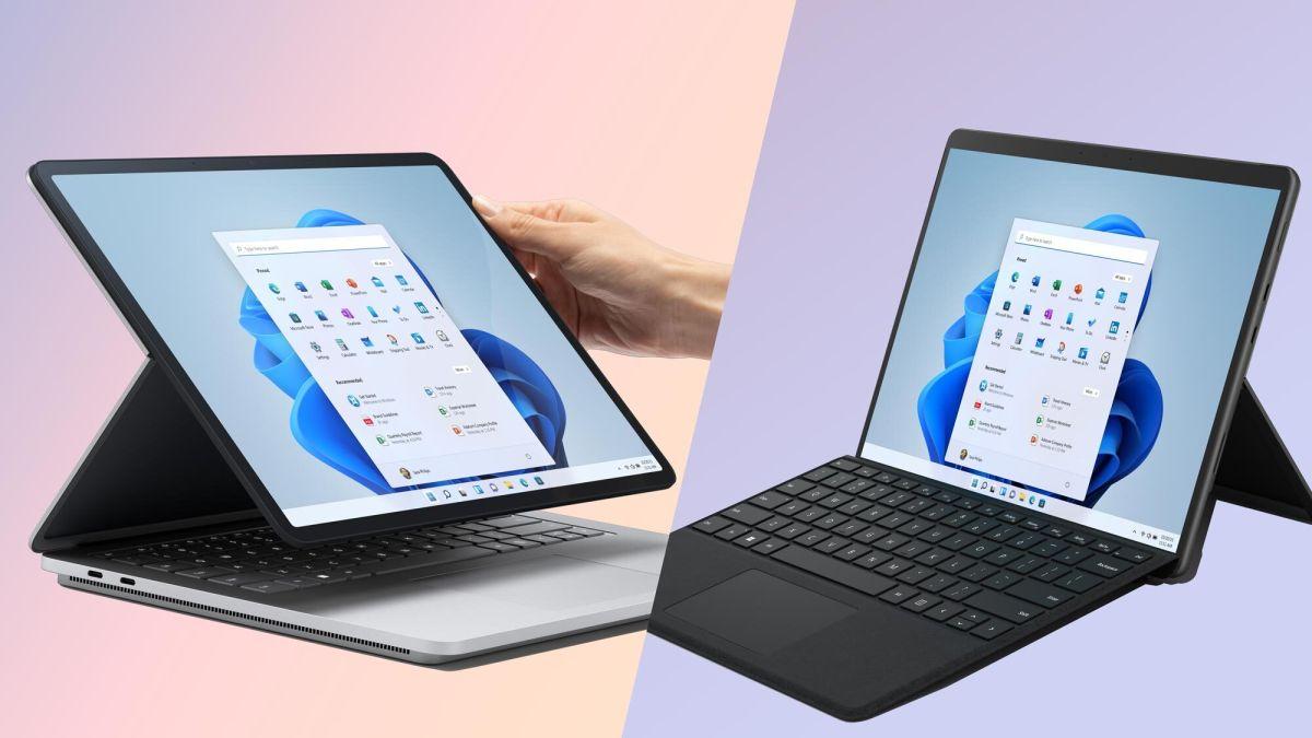 Surface Pro 8 vs Surface Laptop Studio: What should you buy?