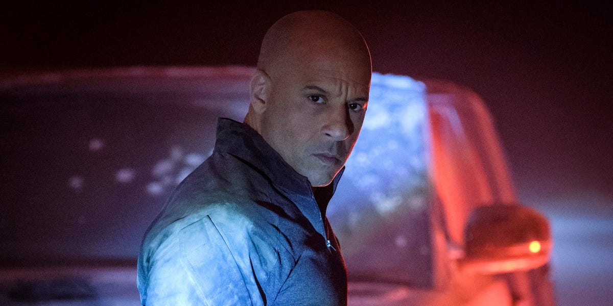 Vin Diesel Just Dropped A Song On Kygo's Label.?