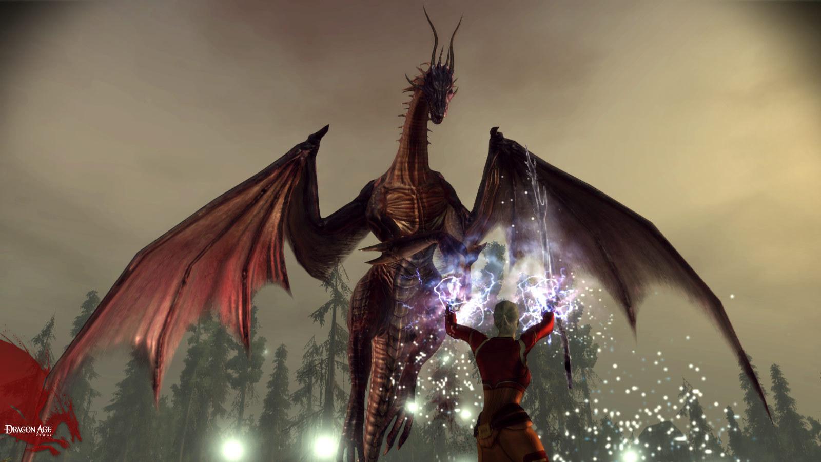 Лучшие ролевые игры - Dragon Age: Origins