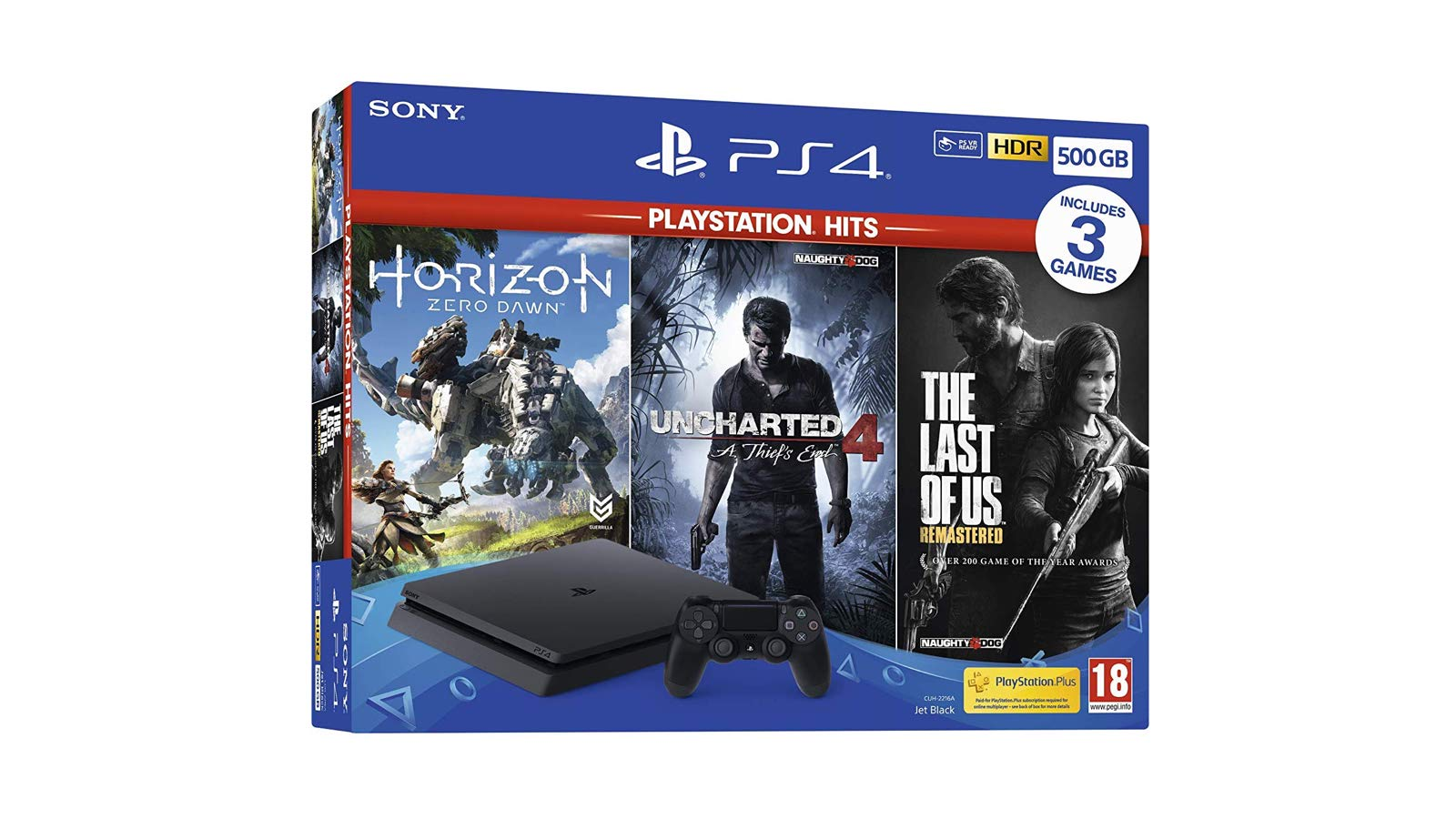 PlayStation Cyber Monday deal: get a PS4 and three awesome