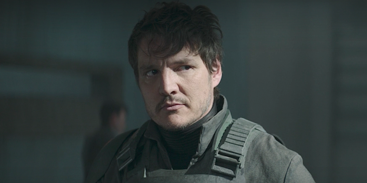 The Mandalorian's Pedro Pascal Responds To The Rumors He Demanded To Show His Face More