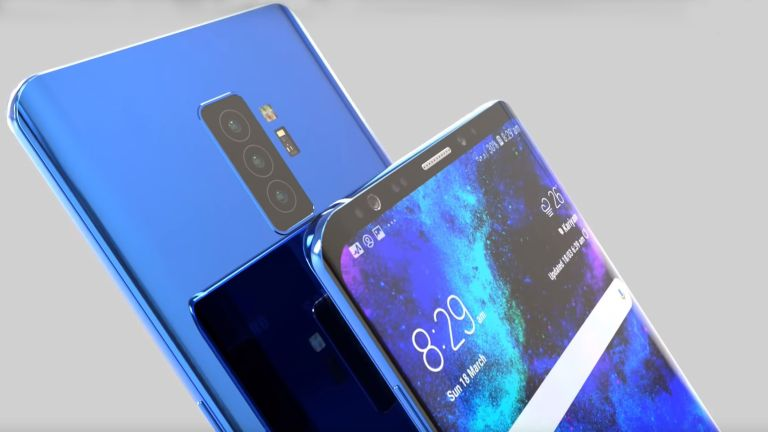 All three Samsung Galaxy S10 models may get in-display fingerprint sensors