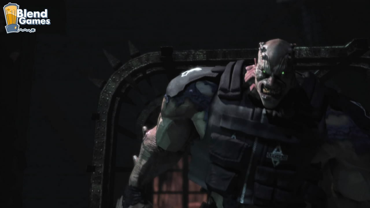 Batman: Arkham Asylum Villains Trailer And Screenshots #8487
