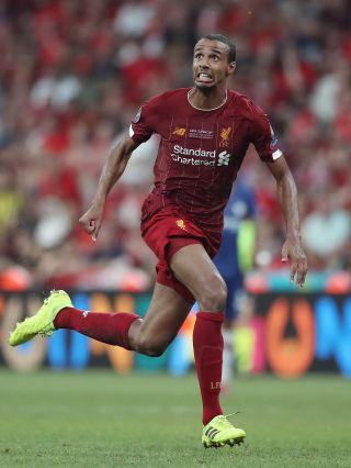 Liverpool v Chelsea – UEFA Super Cup – Final – Besiktas Park