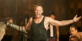 The Walking Dead's Michael Rooker Shares His Favorite Merle Scene
