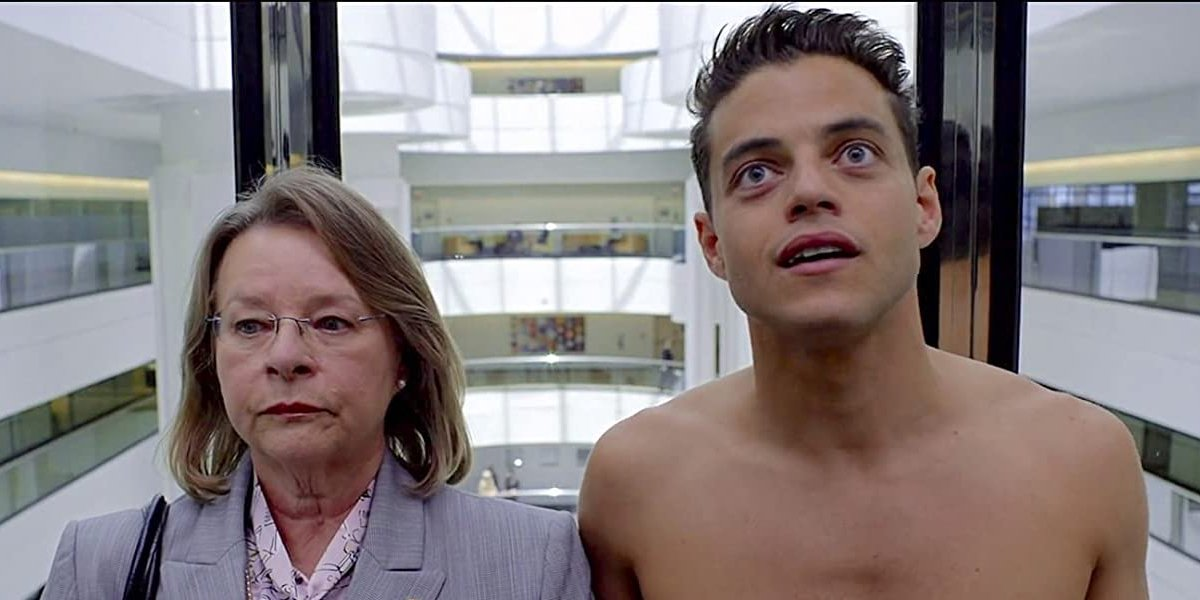 Rami Malek in Need for Speed