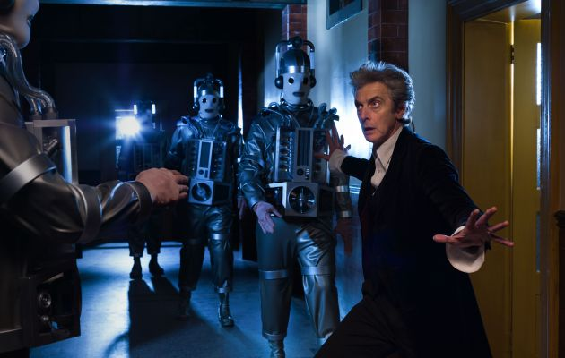 Peter Capaldi to battle favourite monster in final Doctor Who series