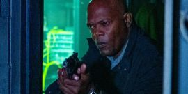 Thanks, Saw: Samuel L. Jackson's Face In New Spiral Poster Is A Thing Of Nightmares