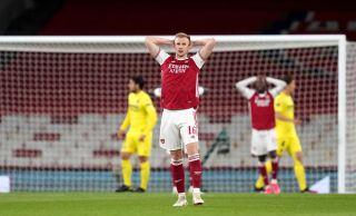 Arsenal v Villarreal – UEFA Europa League – Semi Final – Second Leg – Emirates Stadium