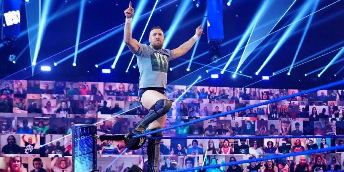 Daniel Bryan on SmackDown