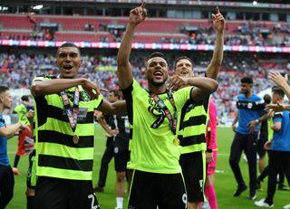 Huddersfield Town v Reading – Sky Bet Championship – Play Off – Final – Wembley Stadium