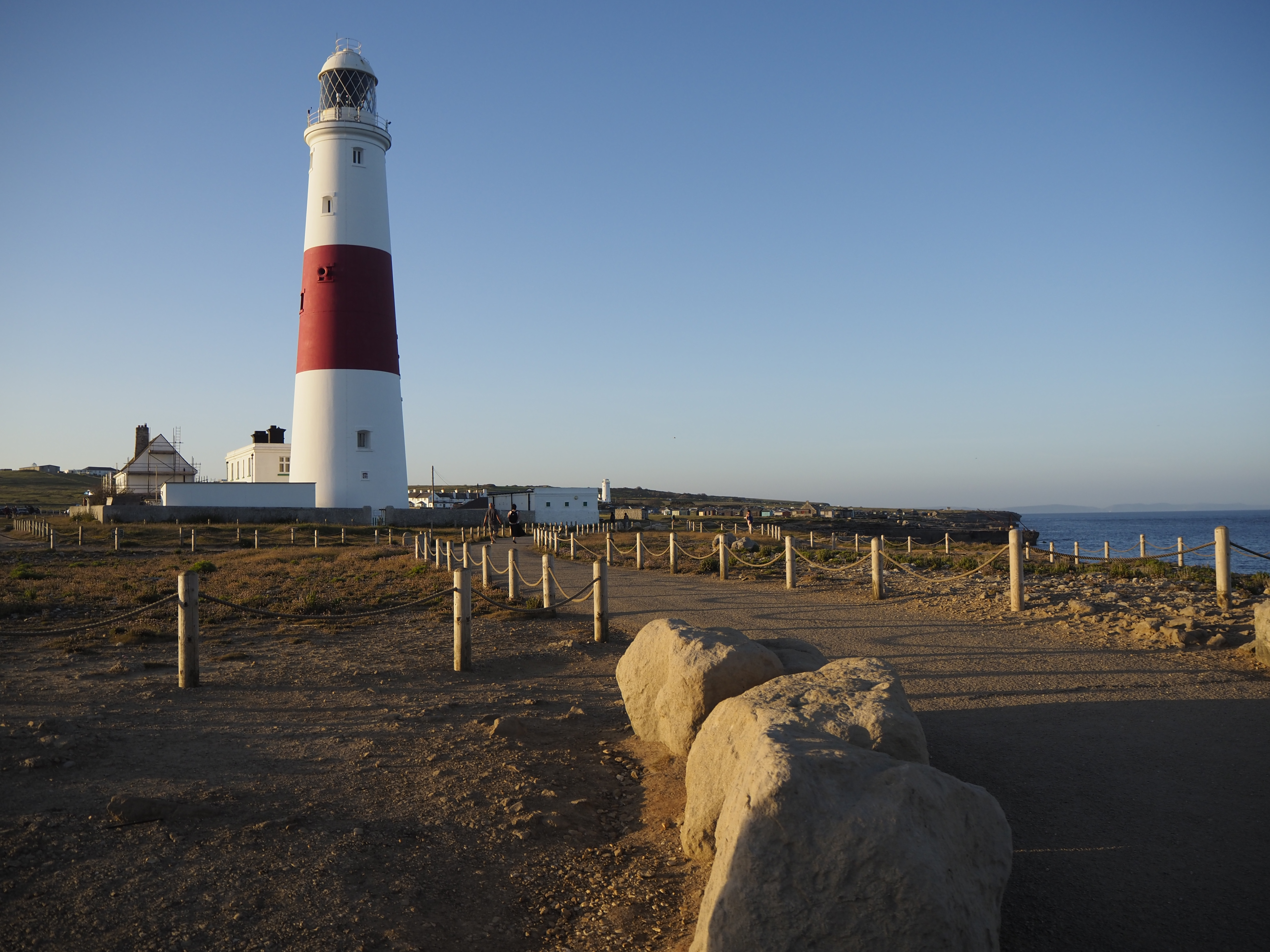 Lighthouse photographed using the Olympus E-P7