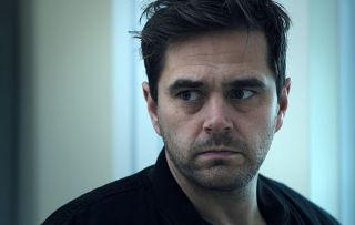 Iain Dean is troubled, but what is he planning in Casualty?