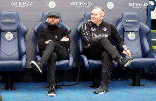 Manchester City v Rotherham United – Emirates FA Cup – Third Round – Etihad Stadium
