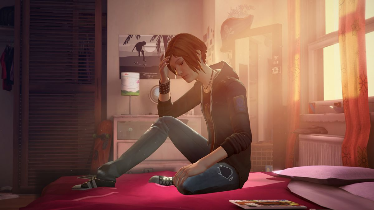 Life is Strange: Before the Storm understands how grief can be mistaken for teen angst, and how it can completely change you
